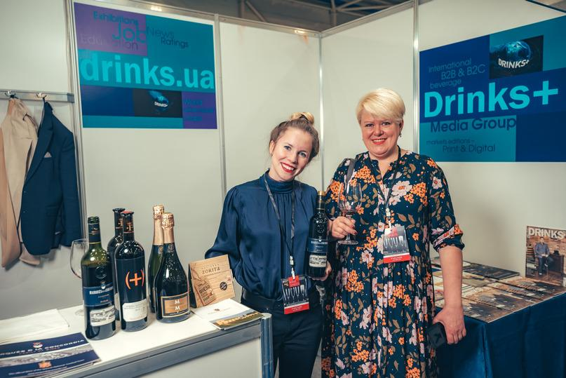 Drinks+ на выставке Wine&Spirits Ukraine