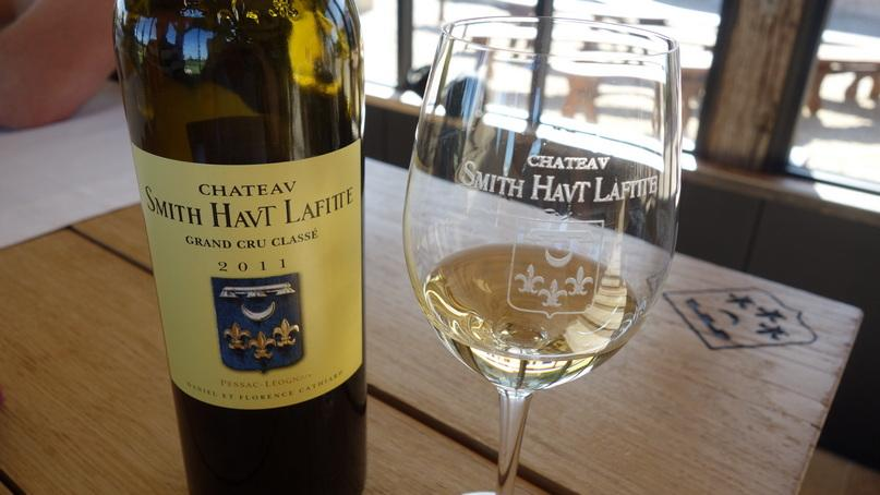 SMITH HAUT LAFITTE WHITE 2011