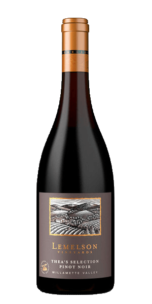 Lemelson Thea's Selection Pinot Noir 2015.