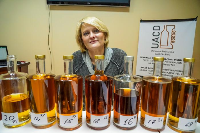Ukrainian Craft Spirits Awards