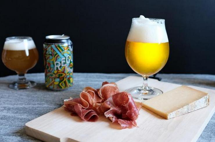 The no-cook guide to beer and food pairing
