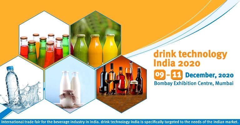 Drink Technology India-2020