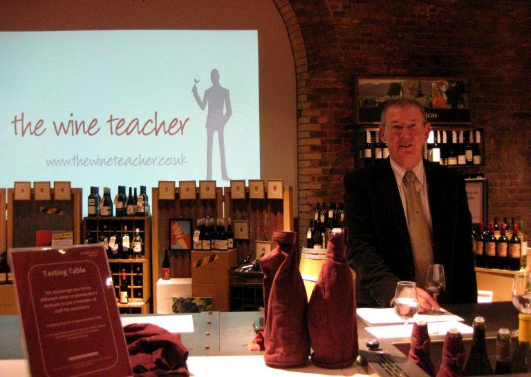 The Wine Teacher