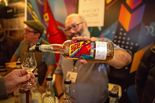 The whisky show London-2020