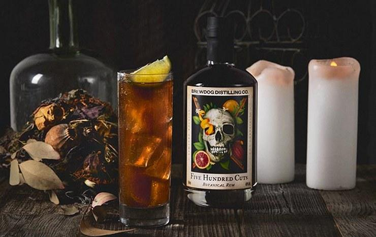 Five Hundred Cuts Botanical Rum