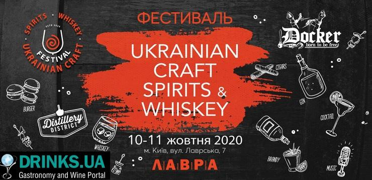 Ukrainian Craft Spirits & Whiskey