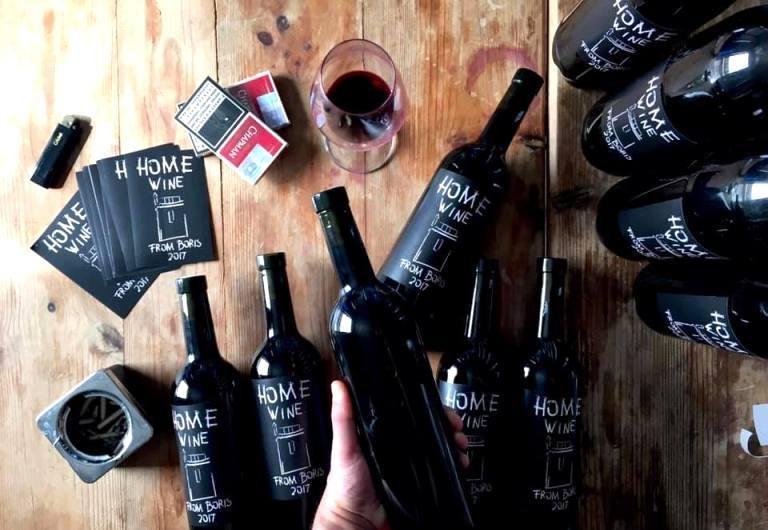 Home Wine From Boris