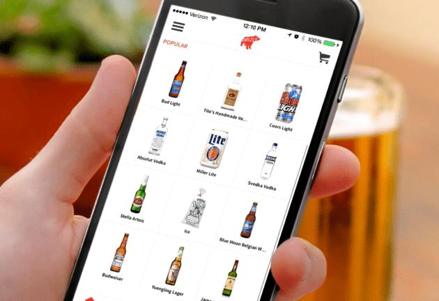 Онлайн-рынок алкоголя