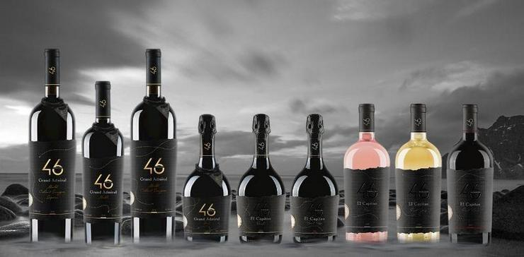 46 Parallel wine group wines