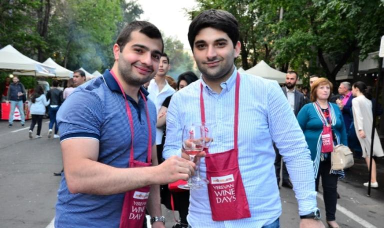 Yerevan Wine Days-2021