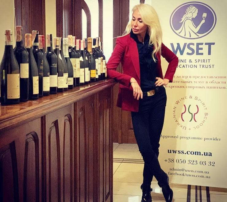 Ekaterina Yushchenko wset