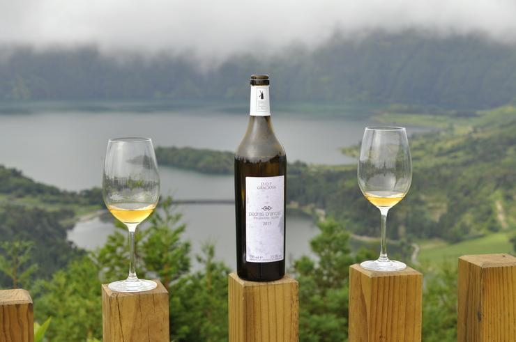 aged verdelho with view