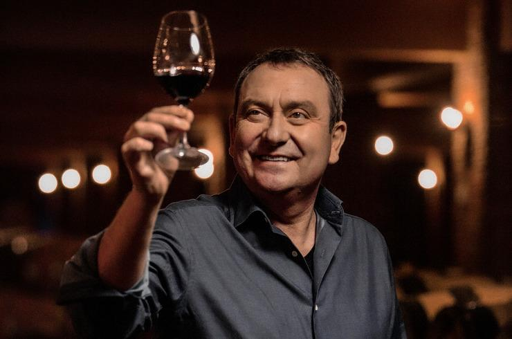 George Skouras: «We are a winery that loves education, and the passion for good wine holds us strongly together»