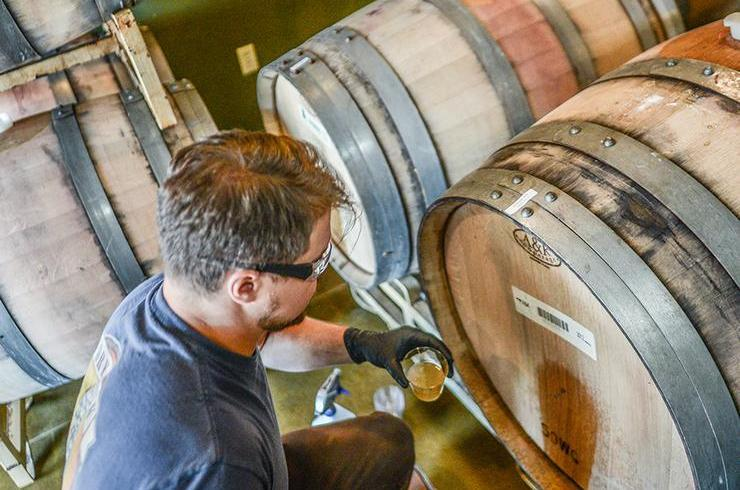 The subtle alchemy of barrel-aging
