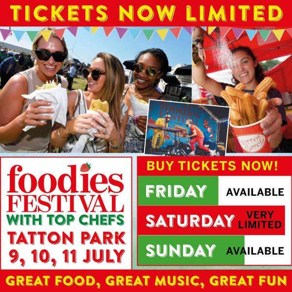 Foodies Festival Cheshire-2021