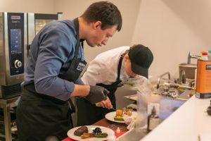 Bocuse d'Or cooking