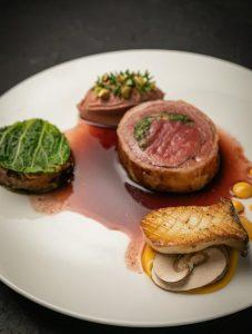 Bocuse d'Or meat dish