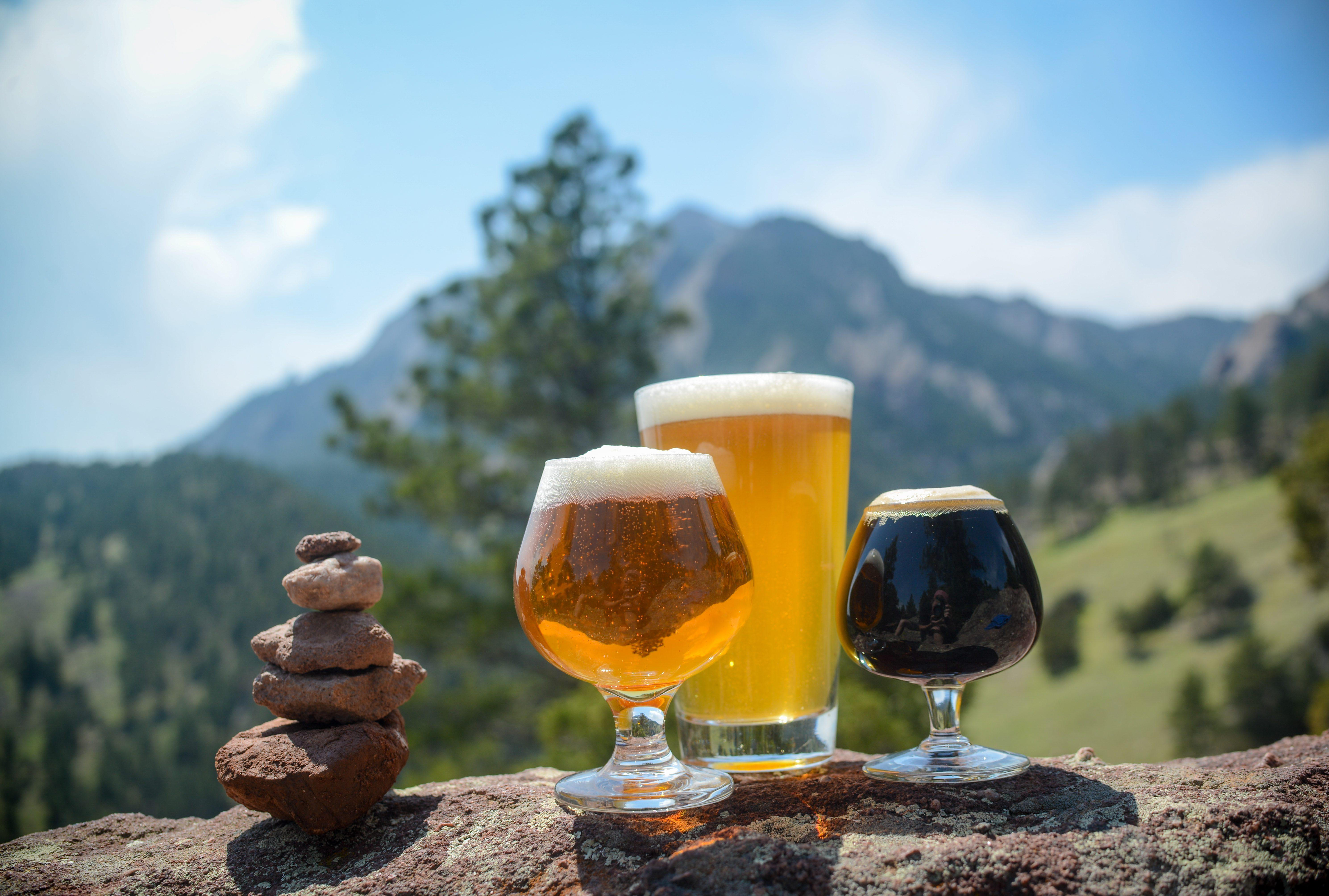 Solar panels, cannabis and blue jeans – helping to make the American craft brewing industry more sustainable