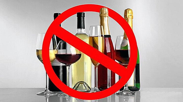 South Africa alcohol ban
