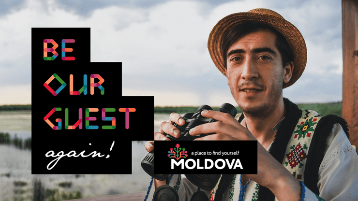 Friendly hosts from Moldova are ready to welcome guests again! Be our guest again!