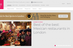 The London Drinks Guide
