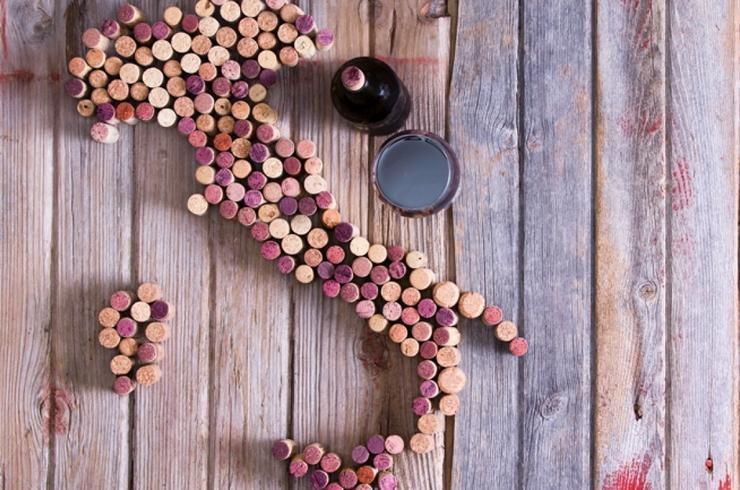 Italian wines: exports are growing