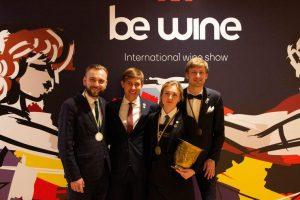 Finalists of the Best Sommelier
