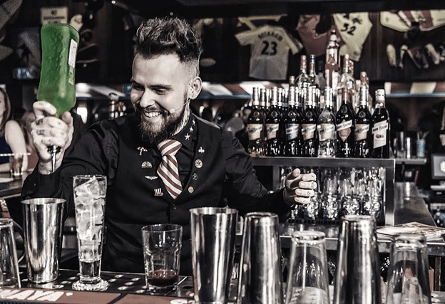 London Spirits Competition.