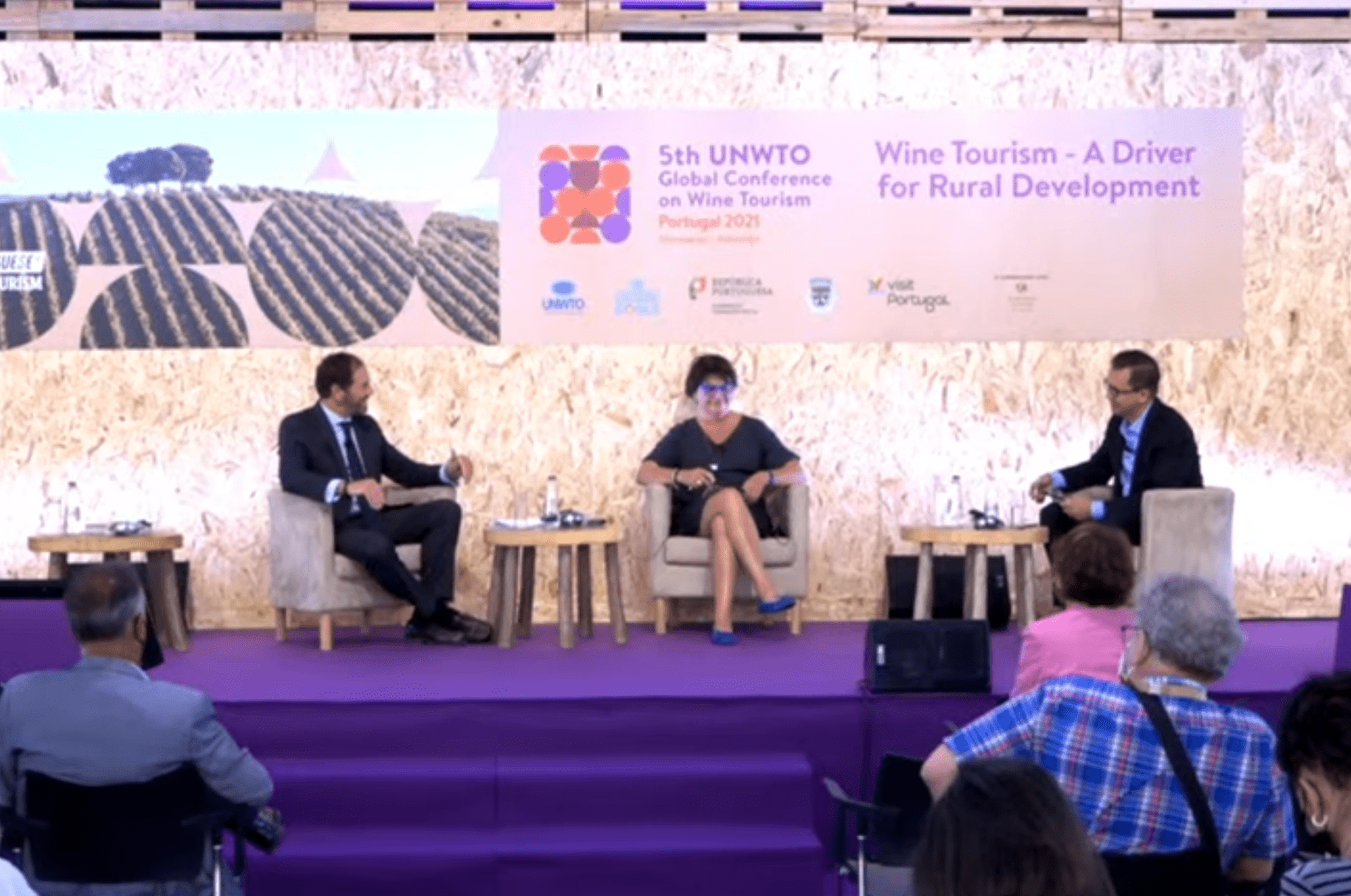 UNWTO Global Conference on Wine Tourism: 1st day overview
