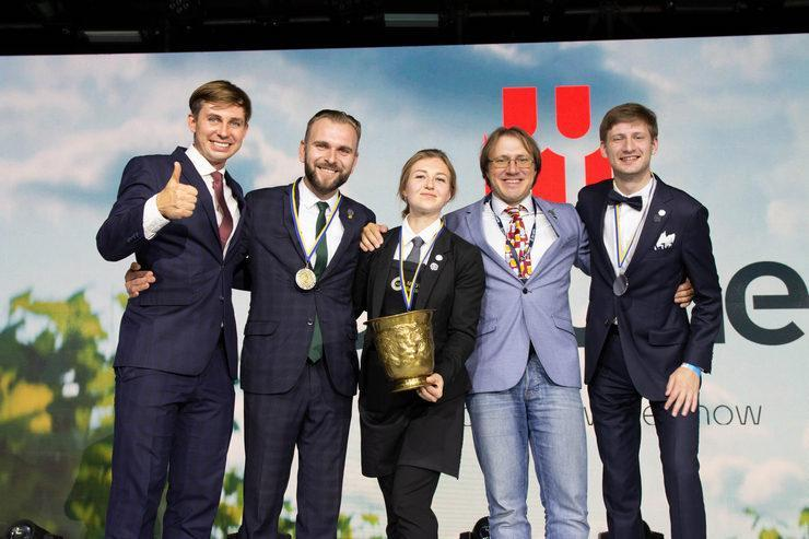"""""""The Best Sommelier of Ukraine 2020"""": an action-packed finale"""