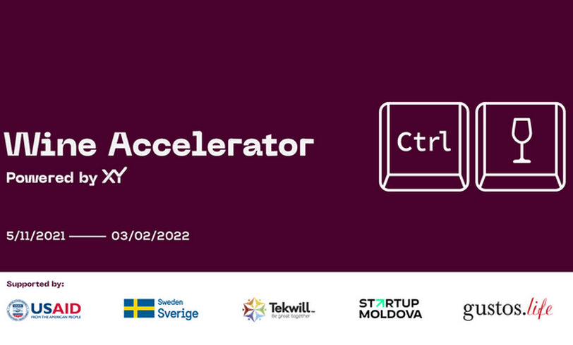 APPLY TO THE FIRST WINE ACCELERATOR BY NOVEMBER 1st