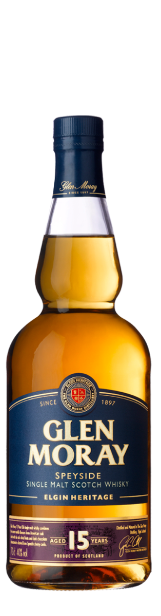 Glen Moray Heritage 15 Y.O.