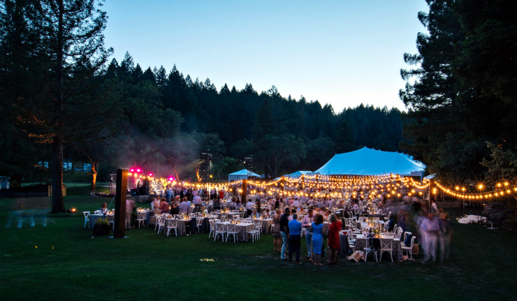 Auction Napa Valley Gala Dinner