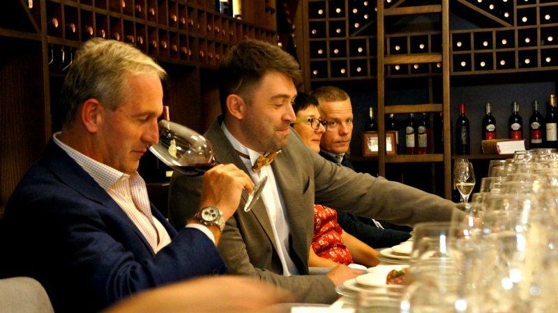 Castello di Bolgheri Wine Degustation