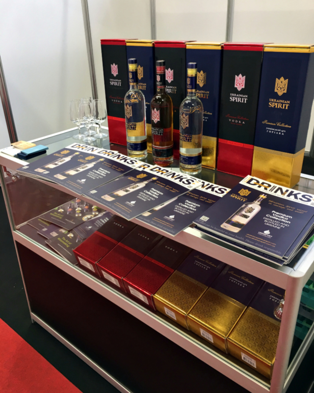 Ukrainian Spirit Collection at LWF 2019