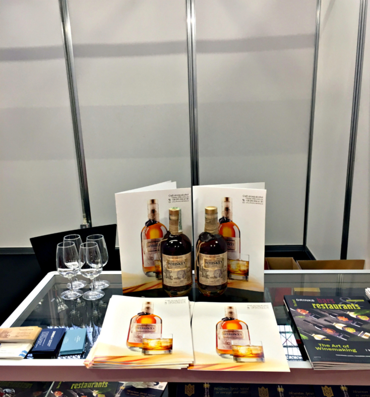 CLASSIC STAR at Drinks+ LWF 2019 Stand