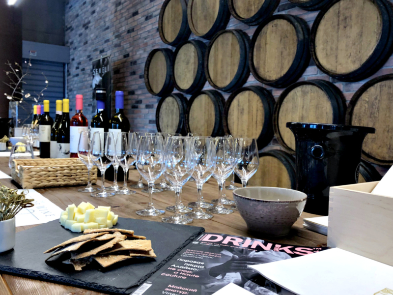 Semeli Estate: tasting
